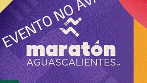 Maratón de Aguascalientes 2021