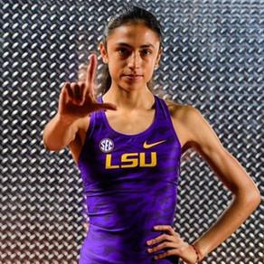 Lorena Rangel inicia el 2021 con el pie derecho