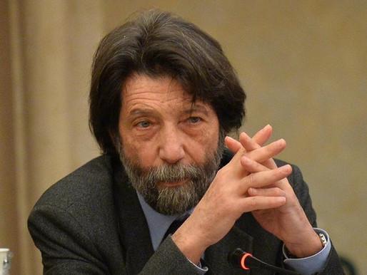 """Massimo Cacciari: """"Salvini è in caduta libera, ma la Lega ha anche altri leader"""""""
