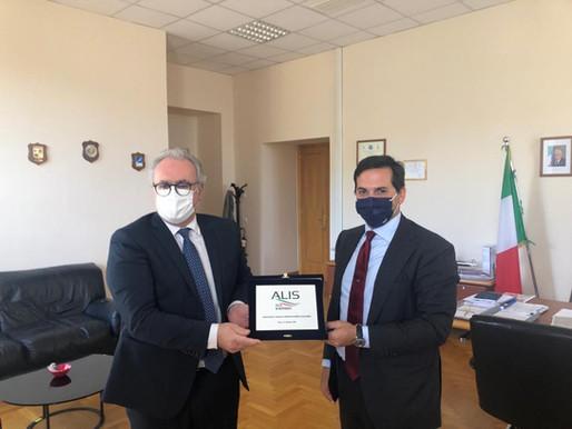 ALIS incontra il presidente dell'ART, Nicola Zaccheo