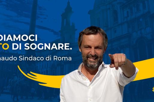 """Andrea Bernaudo: """"A Roma lo Stato imprenditore ha fallito. Mi candido per una rivoluzione liberista"""""""