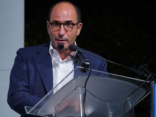 """Marcello Di Caterina: """"Trasporti e logistica: il motore pulito dell'Italia che riparte"""""""
