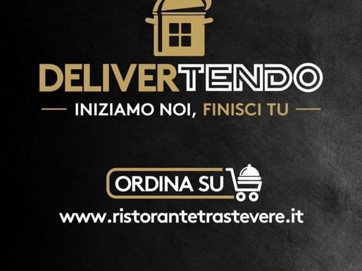 """Giovanni Mercuri: """"Il miracolo di Delivertendo. Una cena a casa tua, come al ristorante"""""""