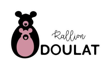 Kallion doulat. Logo.