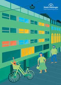 Etelä-Helsingin kansalaisopiston kurssiesite 2019