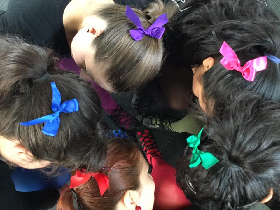Danza Irlandesa en Casa Flamenco