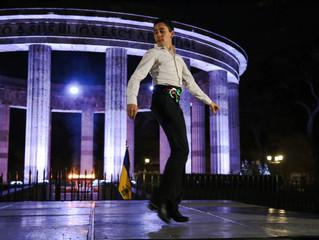 Un poco de Lord Of the Dance llega a Colombia