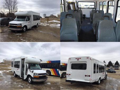 New Bus Made Possible by Fund-a-Need Fundraiser at 70th Anniversary Event