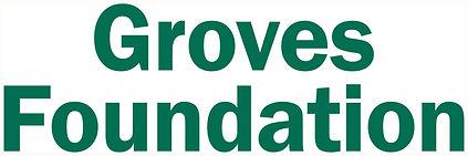 Groves Foundation logo