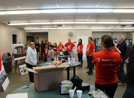 Xcel Energy Day of Service