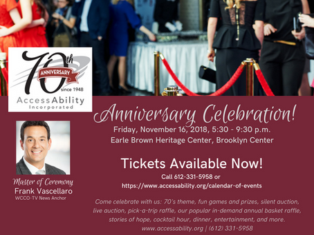Frank Vascellaro, Co-anchor of WCCO-TV Evening News, to Serve as MC for 70th Anniversary Gala