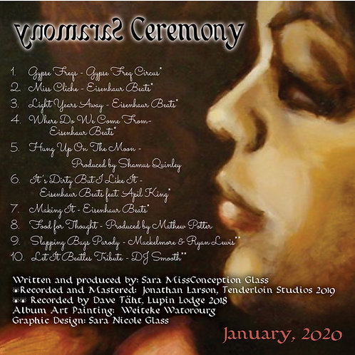 Saramony LP 12inch Record
