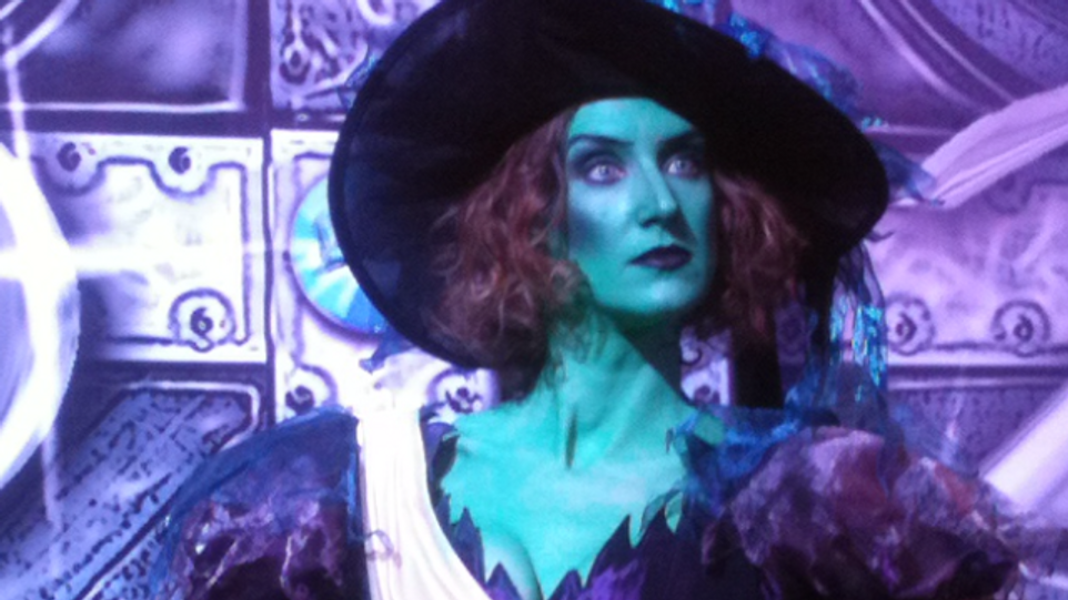 La sorcière de l'Ouest - Le Magicien d'Oz