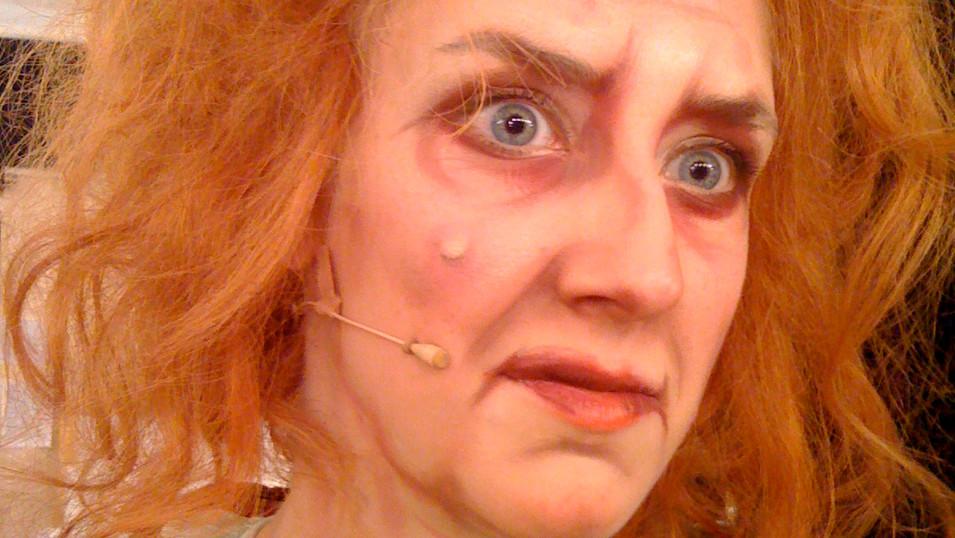 Mme Thénardier- Les Misérables