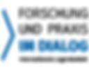 Forschung und Praxis im Dialog - Logo -