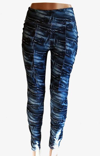 Enduro Moutain Bike Pants Blue Jean Baby