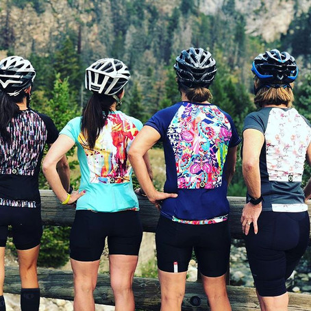 The Moxie Cycling Movement - Join the Ride Lets Get More Women on Bikes