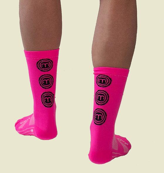 Hi Vis Moxie Socks