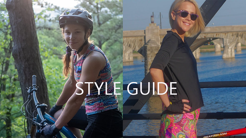 MOXIE STYLE GUIDE