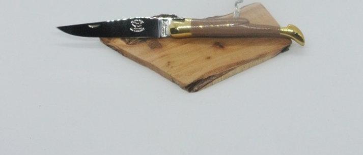 Couteau 2 pièces 12cm - tissu compressé