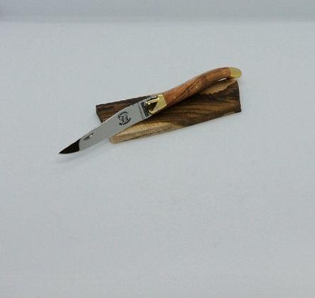 Couteau 11cm - bois massif