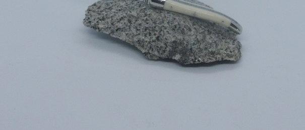 Couteau 9cm - inox et OS