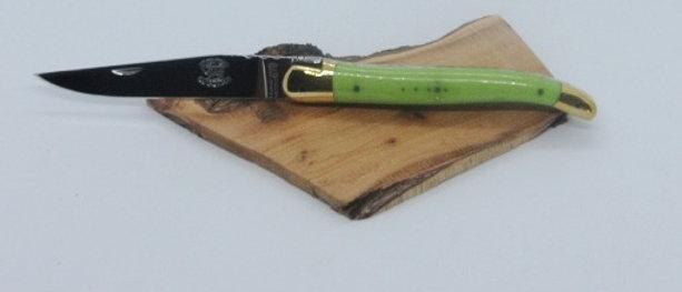 Couteau 12cm - tissu compressé