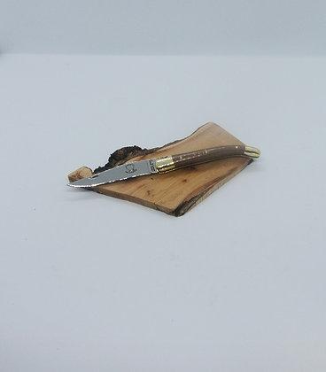 Couteau 9cm -  tissus compressé
