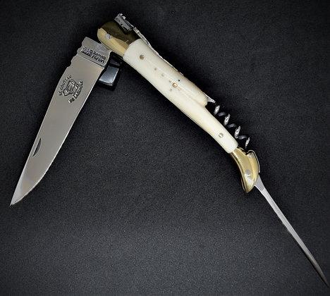 Couteau 3 pièces - os