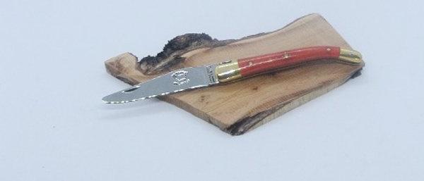 Couteau 9cm - enfant - tissus compressé