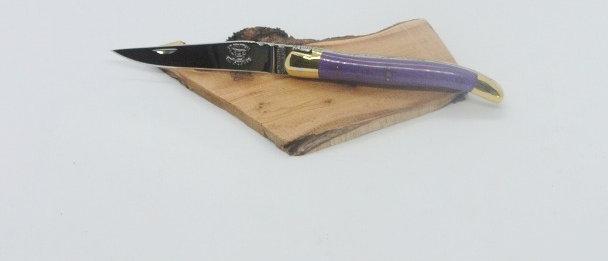 Couteau 11cm - tissus compressé