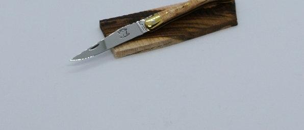Couteau 9cm - bois massif