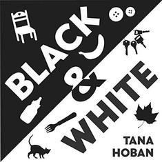 Black & White Board Book
