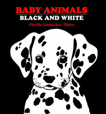 Baby Animals Black and White Board Book