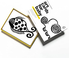 High-Contrast Cards