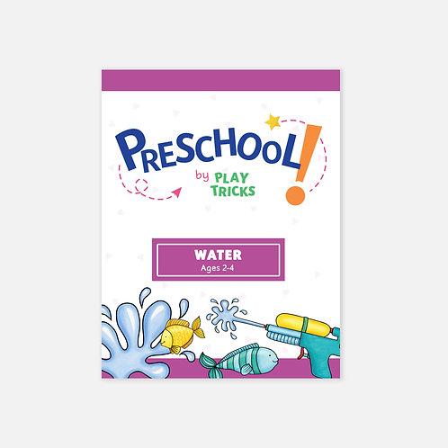 """Preschool- """"Water"""""""