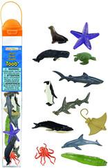 Ocean figurines