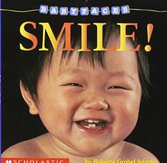 Smile! Board Book