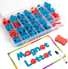 Magnet letters