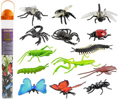 Insects figurines