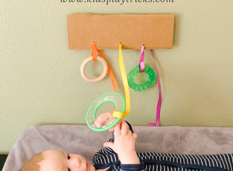 DIY Baby Pull Toy