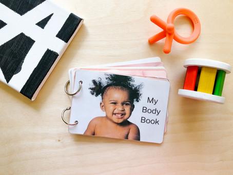 """My Body"" Mini-Book"