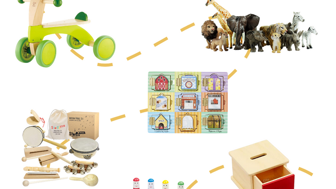 Best Toddler Toys: 12-15 months