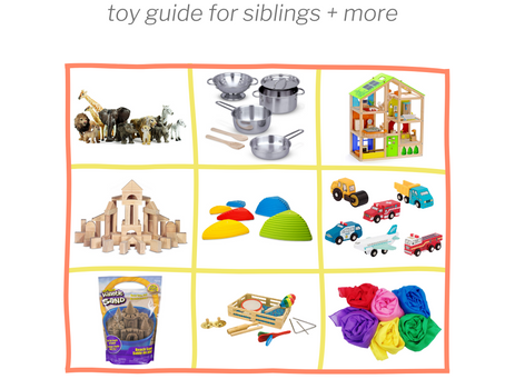Best Toys for Multi-Ages