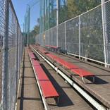 東調布公園野球場