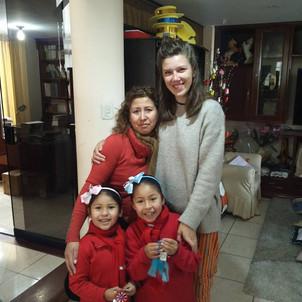 Martha's little host sisters
