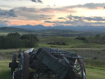 Sunset Wagon