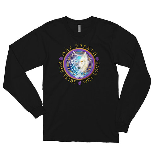 Unisex Long Sleeve Shirt - One Breathe - VR