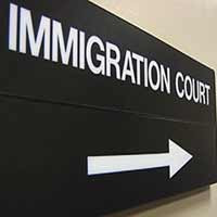 In Immigration Courts, It Is Judges vs. Justice Department