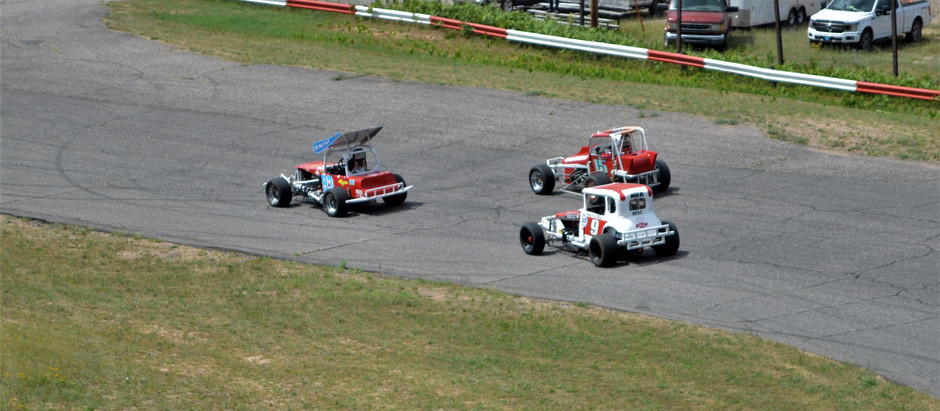 Sands Speedway Continues 50 Year Celebration with Clean Racing and Vintage Modifieds